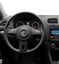 volkswagen golf 2011 white hatchback gasoline 5 cylinders front wheel drive 5 speed manual 56001