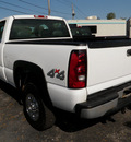 chevrolet silverado 2500 hd 2006 white gasoline 8 cylinders 4 wheel drive automatic 14224