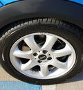 mini cooper 2008 lt  blue hatchback s gasoline 4 cylinders front wheel drive manual 76210