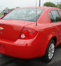 chevrolet cobalt 2010 red sedan lt gasoline 4 cylinders front wheel drive automatic 43228
