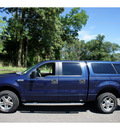 ford f 150 2005 blue xlt 8 cylinders 4 wheel drive automatic 08812