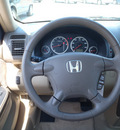 honda cr v 2005 gold suv lx gasoline 4 cylinders front wheel drive automatic 28557