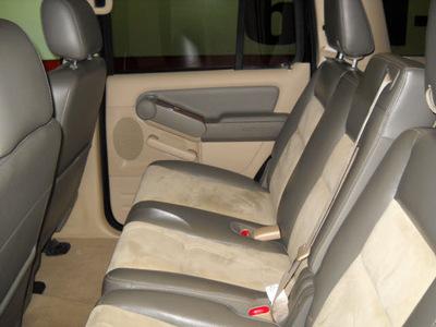 ford explorer 2006 black suv eddie bauer gasoline 6 cylinders 4 wheel drive automatic 14580