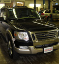ford explorer 2006 black suv eddie bauer gasoline 6 cylinders 4 wheel drive automatic 14580