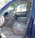 ford explorer 2005 blue suv eddie bauer flex fuel 6 cylinders rear wheel drive automatic 28557