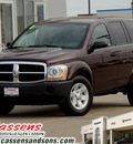 dodge durango 2004 red suv st gasoline 8 cylinders rear wheel drive automatic 62034