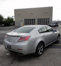 acura tl 2012 silver moon sedan sh tech awd gasoline 6 cylinders all whee drive automatic with overdrive 60462