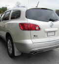 buick enclave 2012 white leather gasoline 6 cylinders front wheel drive automatic 45840