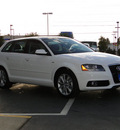 audi a3 2012 white wagon 2 0t premium pzev gasoline 4 cylinders front wheel drive 6 speed manual 98226