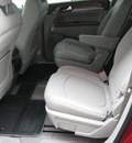 buick enclave 2012 red leather gasoline 6 cylinders front wheel drive automatic 45840