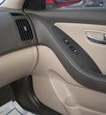 hyundai elantra 2010 red sedan gasoline 4 cylinders front wheel drive automatic 13502