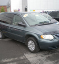 chrysler town country 2006 green van lx gasoline 6 cylinders front wheel drive automatic 13502