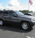 jeep grand cherokee 2004 gray suv laredo gasoline 6 cylinders rear wheel drive automatic 32447
