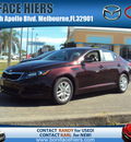 kia optima 2011 drk cherry sedan lx gasoline 4 cylinders front wheel drive automatic 32901