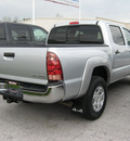 toyota tacoma 2007 silver v6 gasoline 6 cylinders 4 wheel drive automatic 45840
