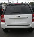 kia sportage 2010 white suv lx gasoline 4 cylinders automatic 13502