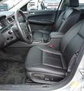 chevrolet impala 2011 silver sedan ltz flex fuel 6 cylinders front wheel drive automatic 60007