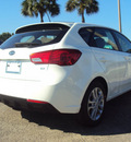 kia forte 2012 white hatchback ex gasoline 4 cylinders front wheel drive automatic 32901