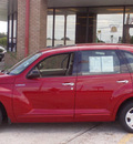 chrysler pt cruiser 2006 burgundy wagon touring gasoline 4 cylinders front wheel drive automatic 77037