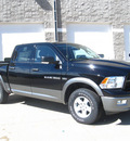 ram ram pickup 1500 2012 black slt gasoline 8 cylinders 4 wheel drive automatic 80301