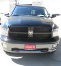 ram ram pickup 1500 2012 black slt gasoline 8 cylinders 4 wheel drive automatic 80301