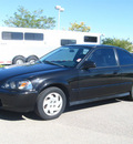 honda civic 1996 black coupe ex gasoline 4 cylinders front wheel drive 5 speed manual 80504