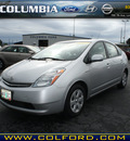 toyota prius 2007 silver hatchback hybrid 4 cylinders front wheel drive automatic 98632