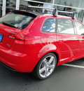 audi a3 2012 red wagon 2 0t quattro premium plus gasoline 4 cylinders all whee drive automatic 98226