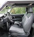 mini cooper 2006 british racing gree hatchback john cooper works gasoline 4 cylinders front wheel drive 6 speed manual 98226