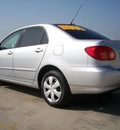 toyota corolla 2007 silver sedan le gasoline 4 cylinders front wheel drive automatic 90241