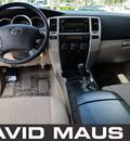 toyota 4runner 2008 gray suv sr5 gasoline 6 cylinders 2 wheel drive automatic 32771