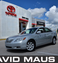 toyota camry 2007 silver sedan xle gasoline 6 cylinders front wheel drive automatic 32771