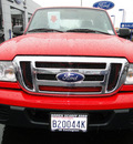 ford ranger 2009 red xl gasoline 4 cylinders 2 wheel drive 5 speed manual 98032