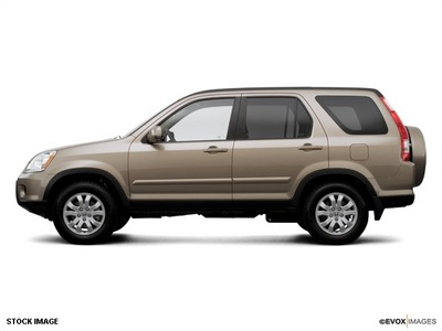 honda cr v 2006 suv special edition gasoline 4 cylinders all whee drive 5 speed automatic 33021