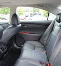 lexus es 350 2008 dk  gray sedan gasoline 6 cylinders front wheel drive automatic 27616