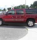 chevrolet suburban 1500 2005 maroon suv lt flex fuel 8 cylinders rear wheel drive automatic 33884