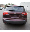 acura mdx 2007 dk  red suv gasoline 6 cylinders all whee drive automatic 07044
