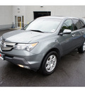 acura mdx 2009 dk  gray suv gasoline 6 cylinders all whee drive shiftable automatic 07044