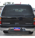 chevrolet suburban 2005 black suv sel flex fuel 8 cylinders rear wheel drive automatic with overdrive 77090