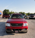 ford explorer 2002 red suv xlt 4x4 gasoline 8 cylinders 4 wheel drive automatic with overdrive 60546
