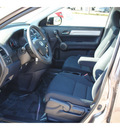 honda cr v 2010 gray suv lx gasoline 4 cylinders front wheel drive automatic with overdrive 77065