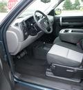 chevrolet silverado 1500 2009 blue ls gasoline 8 cylinders 4 wheel drive automatic 14221