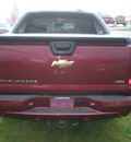 chevrolet avalanche 2008 red suv flex fuel 8 cylinders 4 wheel drive automatic 13502
