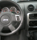jeep liberty 2006 black suv limited gasoline 6 cylinders 4 wheel drive automatic 13502