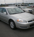 chevrolet impala 2008 silver sedan lt gasoline 6 cylinders front wheel drive automatic 13502