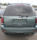 chevrolet trailblazer 2009 green suv gasoline 6 cylinders 4 wheel drive automatic 13502