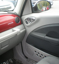 chrysler pt cruiser 2007 red wagon touring ed gasoline 4 cylinders front wheel drive automatic with overdrive 13502