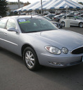 buick lacrosse 2005 silver sedan gasoline 6 cylinders front wheel drive automatic 13502