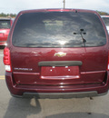 chevrolet uplander 2006 red van ext ls gasoline 6 cylinders front wheel drive automatic 13502