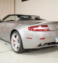 aston martin v8 vantage 2009 dk  gray navi gasoline 8 cylinders rear wheel drive automatic 55391